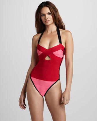 herve-leger-swimsuit